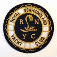 RNYC embroidered crest