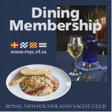 RNYC Dining Membershp