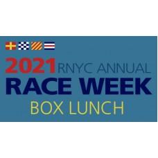 Race Week Box Lunch